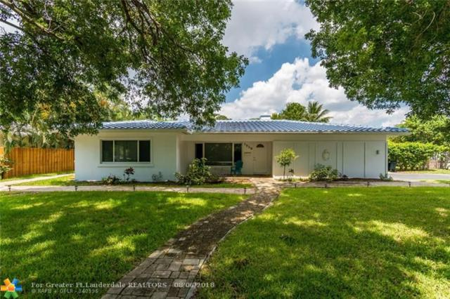 1529 Bayview Dr, Fort Lauderdale, FL 33304 (MLS #F10134873) :: Green Realty Properties