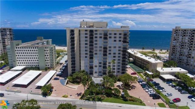 1900 S Ocean Blvd 7C, Lauderdale By The Sea, FL 33062 (MLS #F10134885) :: Castelli Real Estate Services