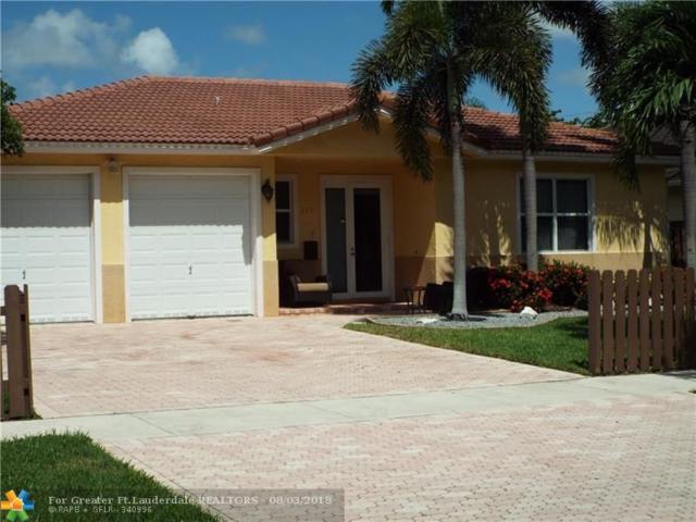 517 NE 11th Ave, Pompano Beach, FL 33060 (MLS #F10134984) :: Green Realty Properties