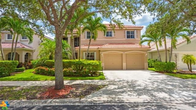 4138 Laurel Ridge Cir, Weston, FL 33331 (MLS #F10135085) :: Green Realty Properties