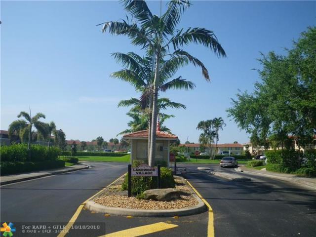 10004 Twin Lakes Dr #10004, Coral Springs, FL 33071 (MLS #F10135108) :: Green Realty Properties