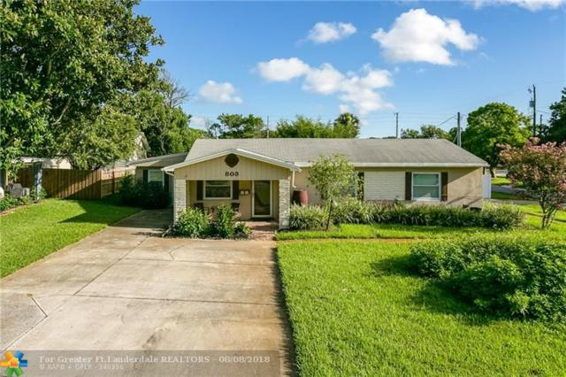 803 N 17th Ave N, Other City - In The State Of Florida, FL 32250 (MLS #F10135180) :: Green Realty Properties
