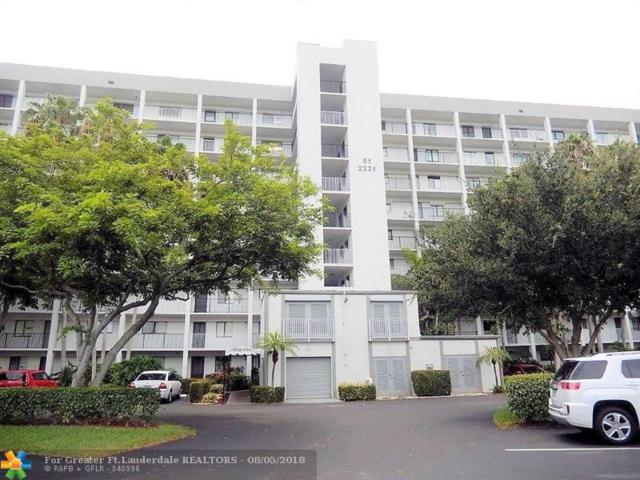 2221 Cypress Island Dr #206, Pompano Beach, FL 33069 (MLS #F10135181) :: Green Realty Properties