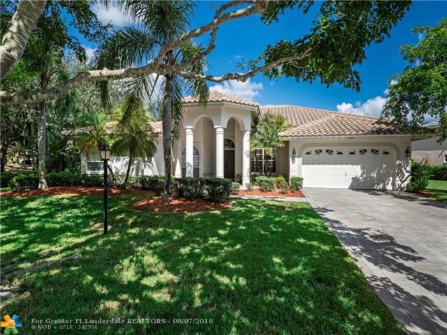 4958 Kensington Cir, Coral Springs, FL 33076 (MLS #F10135326) :: Green Realty Properties