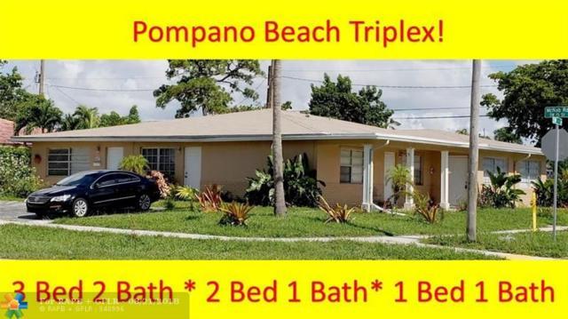 413 SW 15th St, Pompano Beach, FL 33060 (MLS #F10135337) :: Green Realty Properties