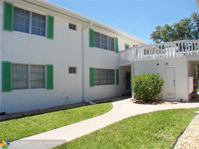 1821 NE 62nd St #411, Fort Lauderdale, FL 33308 (MLS #F10135377) :: Green Realty Properties