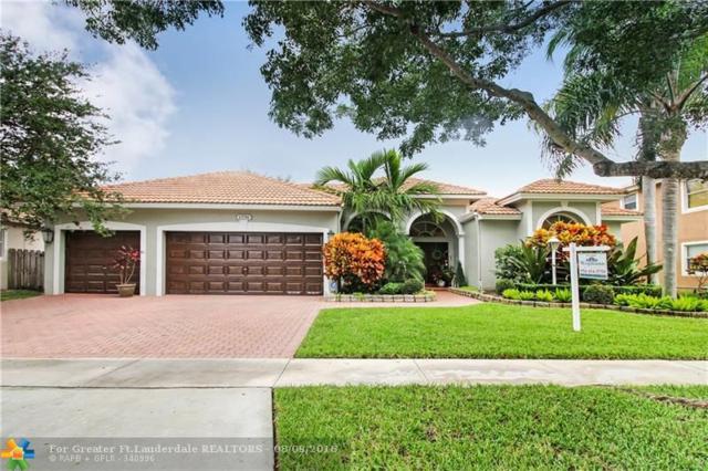 13741 NW 23rd St, Pembroke Pines, FL 33028 (MLS #F10135385) :: Green Realty Properties