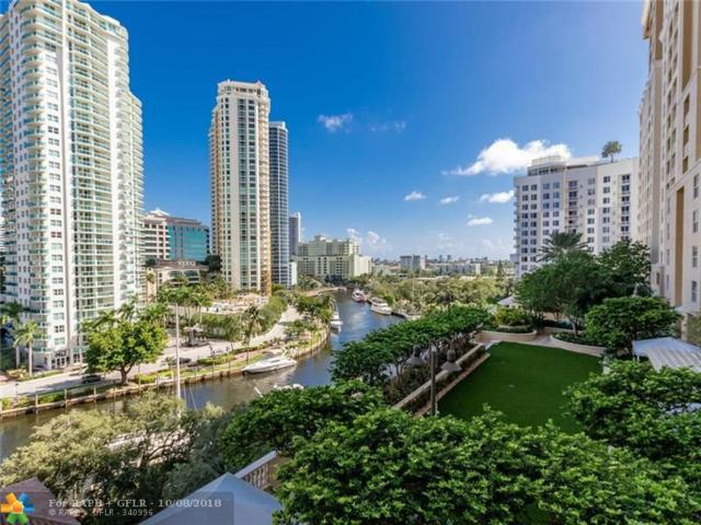 511 SE 5TH AVE. #818, Fort Lauderdale, FL 33301 (MLS #F10135653) :: Green Realty Properties