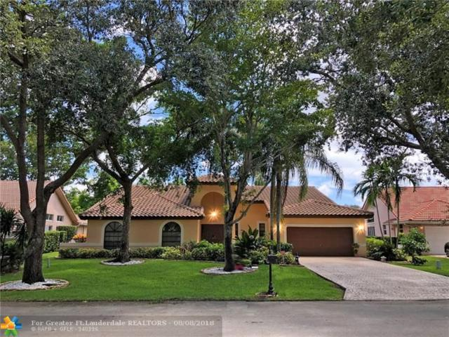 5931 NW 63rd Pl, Parkland, FL 33067 (MLS #F10135711) :: Green Realty Properties