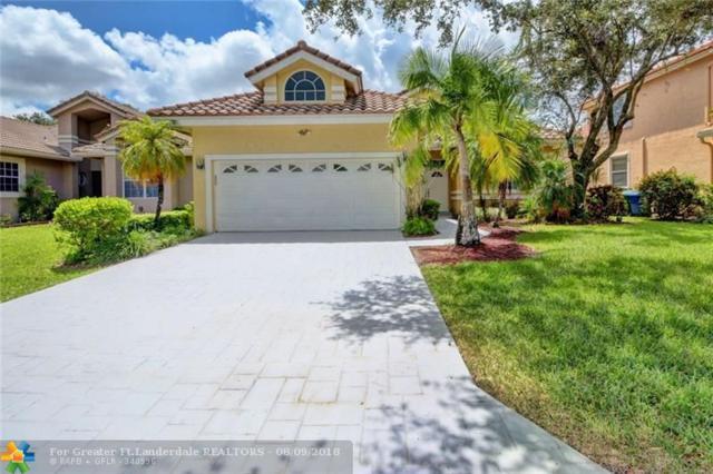 11810 Highland Pl, Coral Springs, FL 33071 (MLS #F10135717) :: Green Realty Properties