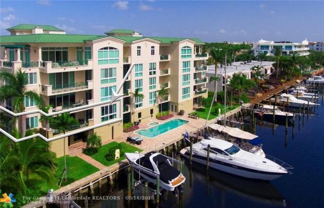 400 Hendricks Isle #201, Fort Lauderdale, FL 33301 (MLS #F10135745) :: Green Realty Properties