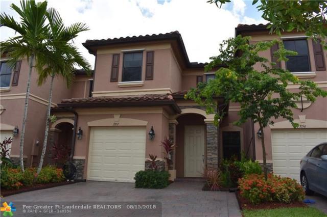 3352 W 90 Terrace #3352, Hialeah, FL 33018 (MLS #F10135775) :: Green Realty Properties