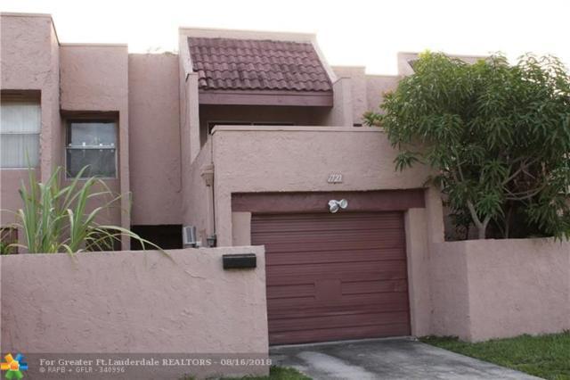 1721 NW 56th Ave #7, Lauderhill, FL 33313 (MLS #F10135852) :: Green Realty Properties