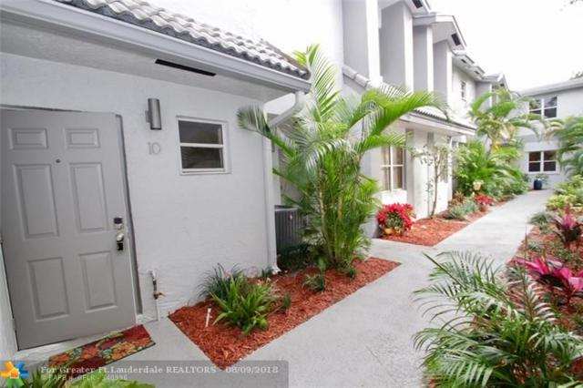 801 SE 16th Ct #10, Fort Lauderdale, FL 33316 (MLS #F10135871) :: Green Realty Properties
