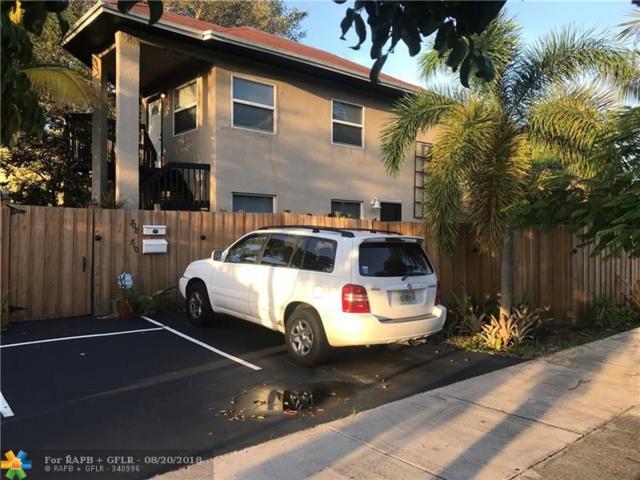 708 NE 14th Pl, Fort Lauderdale, FL 33304 (MLS #F10135932) :: Green Realty Properties