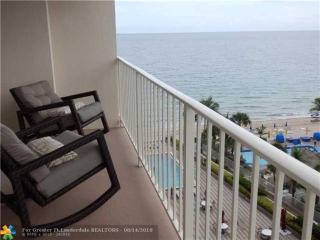 4100 Galt Ocean Dr #807, Fort Lauderdale, FL 33308 (MLS #F10136077) :: Green Realty Properties