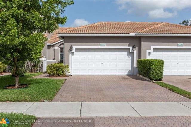 2441 E Aragon Blvd #5, Sunrise, FL 33313 (MLS #F10136095) :: Green Realty Properties
