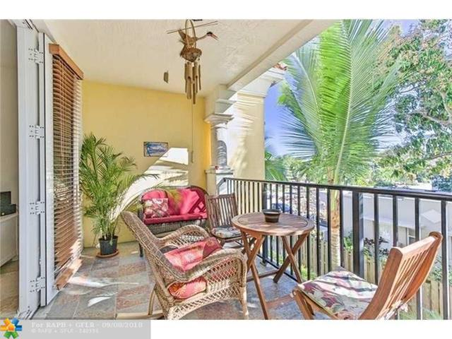 823 NE 16th Ter #823, Fort Lauderdale, FL 33304 (MLS #F10136300) :: Green Realty Properties