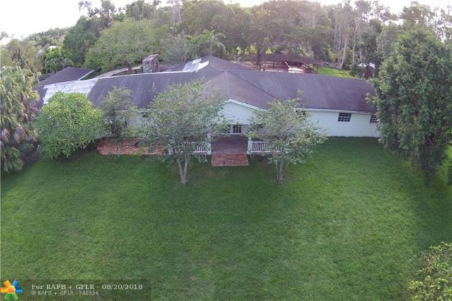 5651 130th Ave, Southwest Ranches, FL 33330 (MLS #F10136448) :: Green Realty Properties