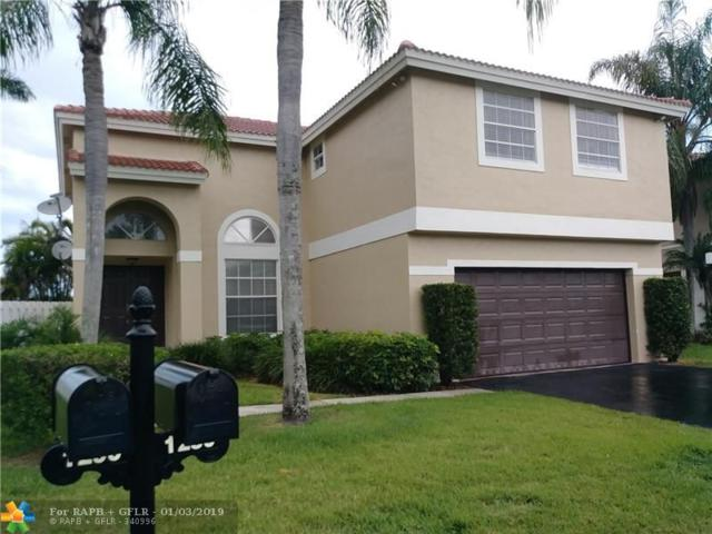 1280 NW 133 AVE, Sunrise, FL 33323 (MLS #F10136453) :: Green Realty Properties