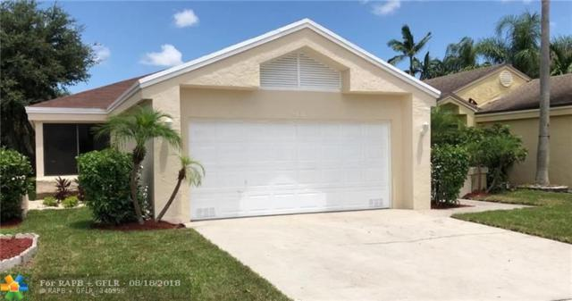 3421 NW 20th St, Coconut Creek, FL 33066 (MLS #F10136534) :: Green Realty Properties
