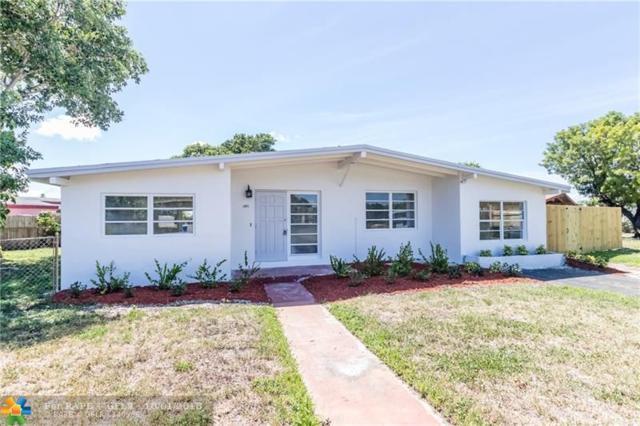 1571 NE 44th St, Pompano Beach, FL 33064 (MLS #F10136613) :: Green Realty Properties