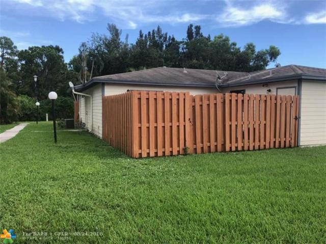 1818 My Place Ln #30, West Palm Beach, FL 33417 (MLS #F10136688) :: Green Realty Properties
