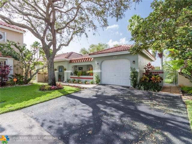 1468 Garden Rd, Weston, FL 33326 (MLS #F10137035) :: Green Realty Properties