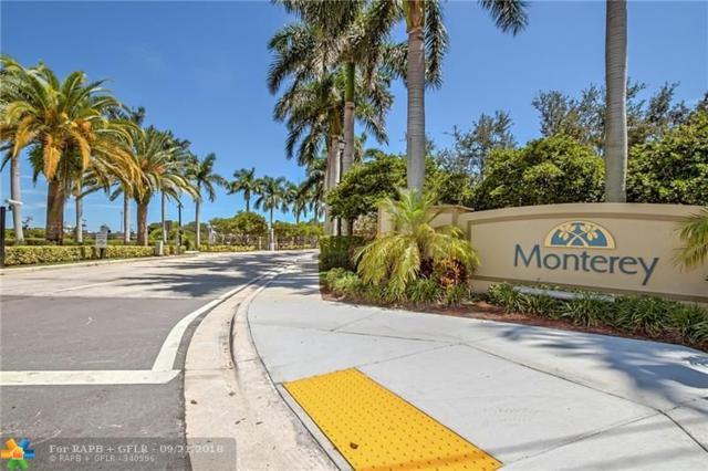 128 Lake Monterey Cir #128, Boynton Beach, FL 33426 (MLS #F10137187) :: Green Realty Properties
