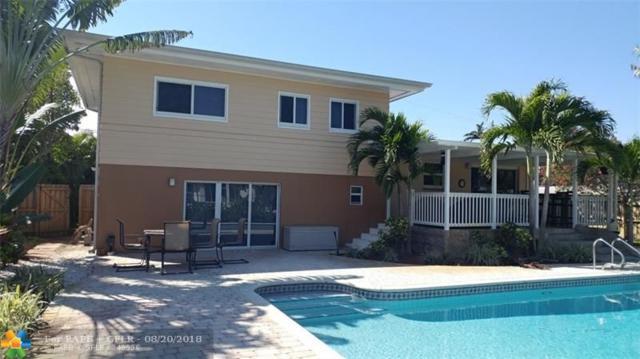 1771 NE 35th St, Oakland Park, FL 33334 (MLS #F10137232) :: Green Realty Properties