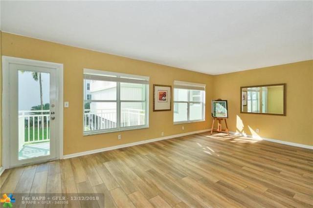 1750 S Ocean Blvd 203E, Pompano Beach, FL 33062 (MLS #F10137377) :: Green Realty Properties