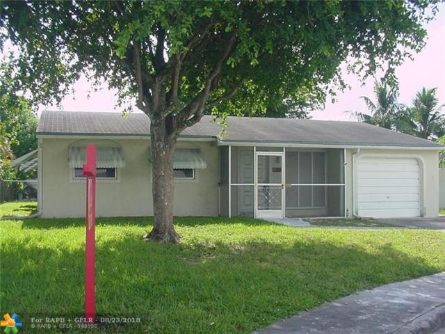 180 SW 74th Ter, Margate, FL 33068 (MLS #F10137389) :: Green Realty Properties