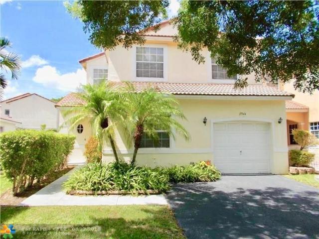 17944 SW 10th Ct, Pembroke Pines, FL 33029 (MLS #F10137451) :: Green Realty Properties