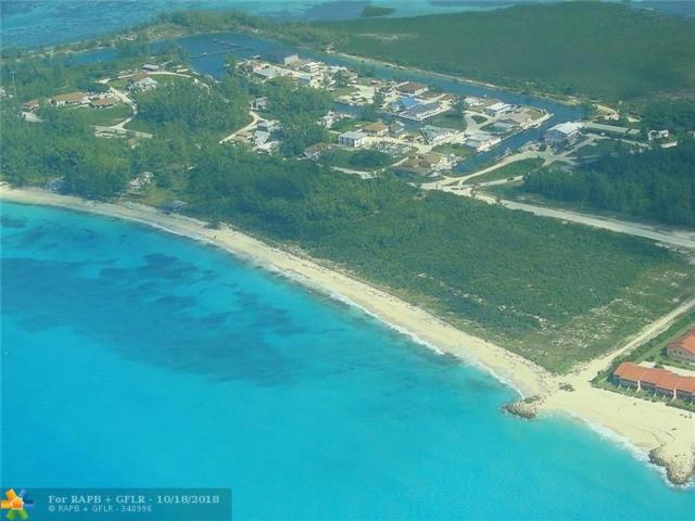 1-4 S Bimini Sands Road, Other City - Keys/Islands/Caribbean, BI 00000 (MLS #F10137566) :: Green Realty Properties