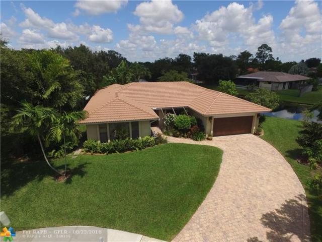 1160 NW 93rd Ter, Plantation, FL 33322 (MLS #F10137664) :: Green Realty Properties