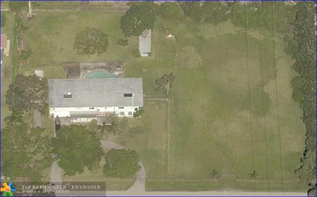 15921 SW 56th St, Southwest Ranches, FL 33331 (MLS #F10137688) :: Green Realty Properties
