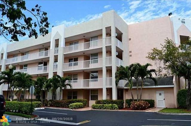 2455 N Nob Hill Rd #404, Sunrise, FL 33322 (MLS #F10137738) :: Green Realty Properties