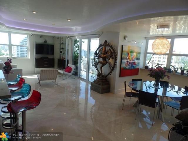 209 N Fort Lauderdale Beach Blvd Ph-C, Fort Lauderdale, FL 33304 (MLS #F10137765) :: Green Realty Properties