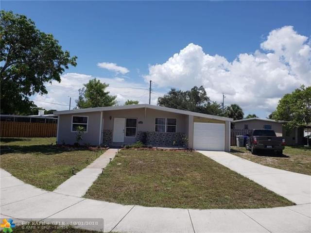 1648 NE 54th St, Pompano Beach, FL 33064 (MLS #F10137803) :: Green Realty Properties