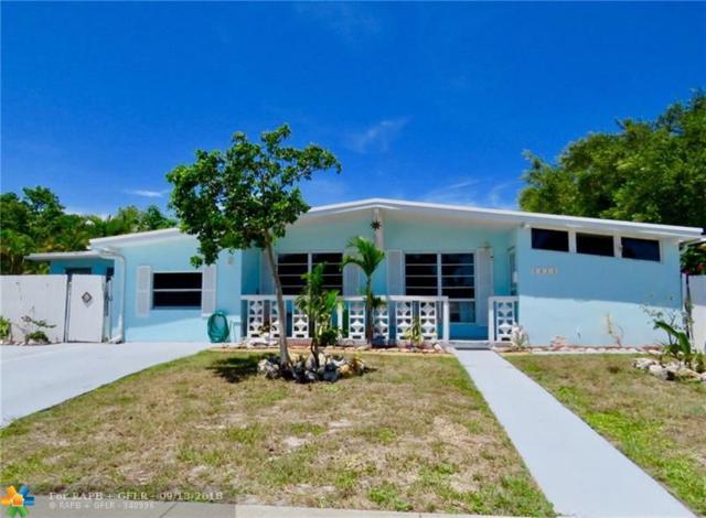 1411 NE 42nd St, Pompano Beach, FL 33064 (MLS #F10137856) :: Green Realty Properties