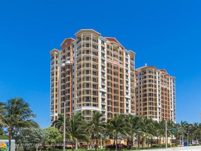 2011 N Ocean Blvd #702, Fort Lauderdale, FL 33305 (MLS #F10138061) :: Green Realty Properties