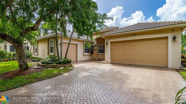 5156 NW 74th Mnr, Coconut Creek, FL 33073 (MLS #F10138165) :: Green Realty Properties