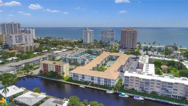 1461 S Ocean Blvd #218, Lauderdale By The Sea, FL 33062 (MLS #F10138222) :: Green Realty Properties