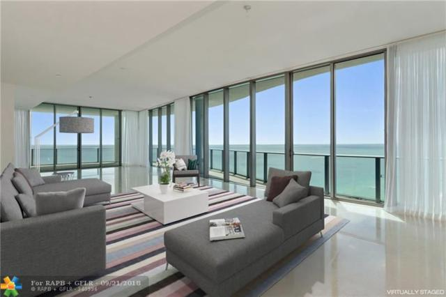 17475 Collins Ave #2901, Sunny Isles Beach, FL 33160 (MLS #F10138257) :: Green Realty Properties