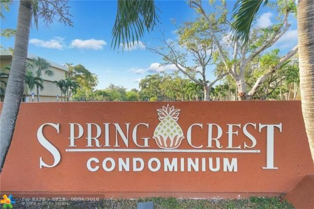 4235 N University Dr #214, Sunrise, FL 33351 (MLS #F10138272) :: Green Realty Properties