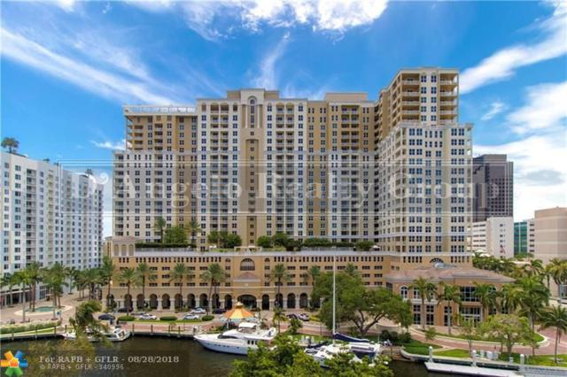 511 SE 5th Ave #805, Fort Lauderdale, FL 33301 (MLS #F10138328) :: Green Realty Properties