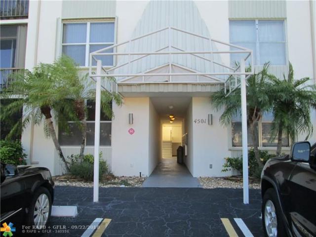 4501 NE 21 Avenue #209, Fort Lauderdale, FL 33308 (MLS #F10138337) :: Green Realty Properties