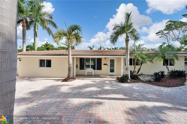 2195 NE 55th Ct, Fort Lauderdale, FL 33308 (MLS #F10138349) :: Green Realty Properties