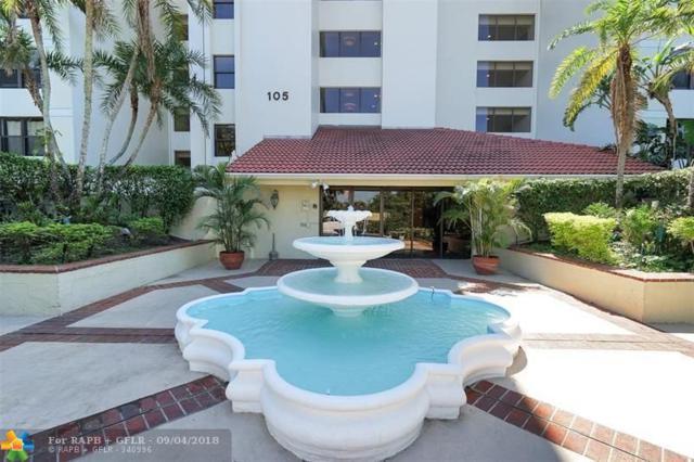 105 Lake Emerald Dr #513, Oakland Park, FL 33309 (MLS #F10138386) :: Green Realty Properties