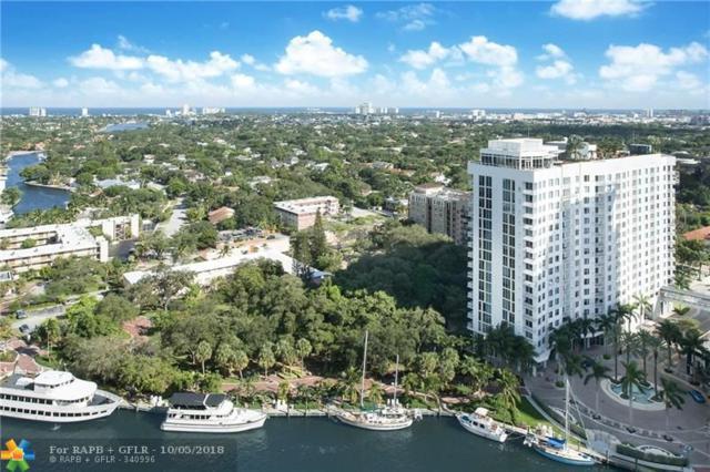 347 N New River Dr #2601, Fort Lauderdale, FL 33301 (MLS #F10138417) :: Green Realty Properties